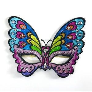 Butterfly Eye Mask